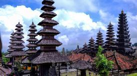 ทัวร์อินโดนีเซีย บาหลี 4 วัน 3 คืน วัดเบซากีห์ วิหารทานาล็อท อนุสาวรีย์มหาภารตะ บิน SL