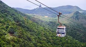 ทัวร์ฮ่องกง เซินเจิ้น 3 วัน 2 คืน หมู่บ้านฮากกากันเคิง นั่งกระเช้านองปิง 360 บิน FD