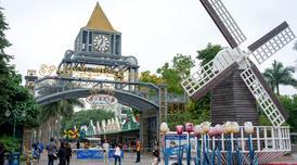 ทัวร์ฮ่องกง เซินเจิ้น 3 วัน 2 คืน จำลองเมืองฮอลแลนด์ วัดแชกงหมิว วัดหวังต้าเซียน บิน MS (ไม่รวมค่าวีซ่า)