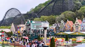 ทัวร์เกาหลี กรุงโซล 5 วัน 3 คืน ถ้ำควังมยอง ป้อมฮวาซอง สวนสนุกเอเวอร์แลนด์ บิน TG