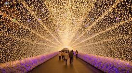 ทัวร์ญี่ปุ่น นาโกย่า ทาคายาม่า 5 วัน 3 คืน หมู่บ้านชิราคาวะโกะ ชมเทศกาลแสงสีนาบานะโนซาโตะ บิน JL
