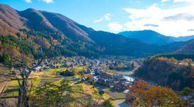 ทัวร์ญี่ปุ่น นาโกย่า ทาคายาม่า 4 วัน 3 คืน หมู่บ้านชิราคาวาโกะ สวนฮิรุกะโนะโคเก็น บิน SL