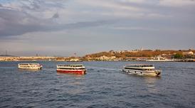 ทัวร์ตุรกี อิสตันบูล 9 วัน 6 คืน ล่องเรือช่องแคบบอสฟอรัส บิน TK
