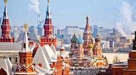ทัวร์รัสเซีย มอสโคว์ เซนต์ปีเตอร์สเบิร์ก 6 วัน 4 คืน มหาวิหารเซนต์บาซิล พระราชวังปีเตอร์ฮอฟ บิน SU