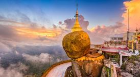 ทัวร์พม่า ย่างกุ้ง หงสา 3 วัน 2 คืน พระธาตุอินทร์แขวน พระมหาเจดีย์ชเวดากอง บิน SL