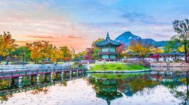 ทัวร์เกาหลี โซล 6 วัน 3 คืน เกาะนามิ สวนสนุกเอเวอร์แลนด์ พระราชวังเคียงบ็อค บิน XJ