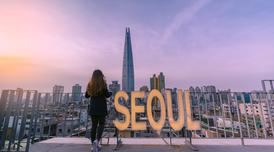 ทัวร์เกาหลี โซล 5 วัน 3 คืน สวนศิลปะอันยาง หมู่บ้านโบราณอันพยอง คาเฟ่โซลลิซึ่ม บิน ZE