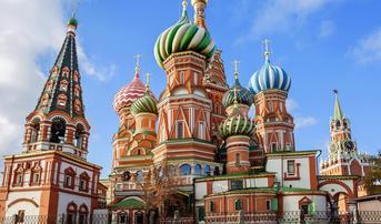 ทัวร์รัสเซีย มอสโคว์ ซาร์กอร์ส 6 วัน 3 คืน ชมโบสถ์นิวเยรูซาเล็ม มหาวิหารเซนต์บาซิล บิน EY