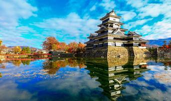 ทัวร์ญี่ปุ่น นาโกย่า ทาคายาม่า 5 วัน 3 คืน หมู่บ้านมรดกโลกชิราคาวาโกะ ปราสาทอีกาดำมัตสึโมโต้ บิน XJ