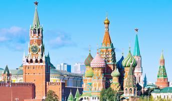 ทัวร์รัสเซีย บาห์เรน 6 วัน 3 คืน มหาวิหารเซนต์เบซิล มัสยิดกลางAl Fateh ขี่ยานเกราะรัสเซีย บิน GF