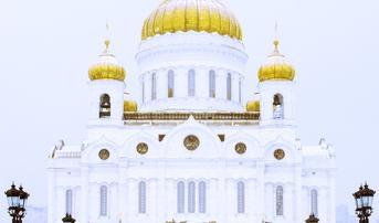 ทัวร์รัสเซีย ซาร์กอร์ส 6 วัน 3 คืน พระราชวังเครมลิน วิหารเซนต์บาซิล บิน EK