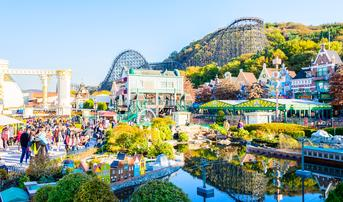ทัวร์เกาหลี กรุงโซล 5 วัน 3 คืน สวนสนุกเอเวอร์แลนด์ พระราชชางด๊อกคุง หมู่บ้านบุกชอนฮันนก บิน KE