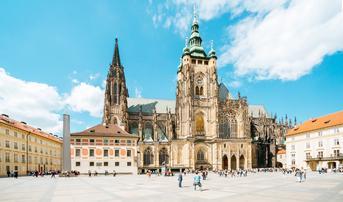 ทัวร์ยุโรปตะวันออก ออสเตรีย เชค สโลวาเกีย 7 วัน 4 คืน ปราสาทแห่งปราก พระราชวังเชินบรุนน์ บิน TG