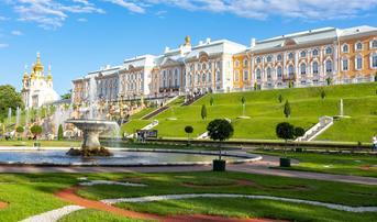 ทัวร์รัสเซีย มอสโคว์ เซนต์ปีเตอร์สเบิร์ก 7 วัน 5 คืน พระราชวังแคทเทอรีน พระราชวังปีเตอร์ฮอฟ พระราชวังฤดูหนาว บิน TG