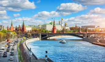 ทัวร์รัสเซีย มอสโคว์ ซาร์กอร์ส 6 วัน 4 คืน พระราชวังเครมลิน จัตุรัสแดง ล่องเรือแม่น้ำมอสคาว่า บิน TG