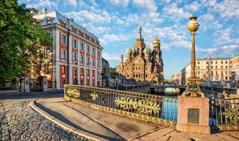 ทัวร์รัสเซีย มอสโคว์ เซนต์ปีเตอร์สเบิร์ก 7 วัน 5 คืน มหาวิหารเซนต์ซาเวียร์ จัตุรัสแดง โบสถ์หยดเลือด บิน TG