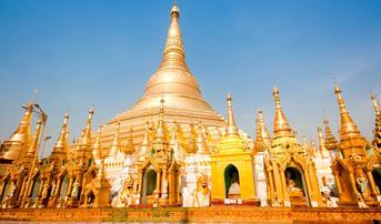 ทัวร์พม่า ย่างกุ้ง 3 วัน 2 คืน พระมหาเจดีย์ชเวดากอง พระพุทธไสยาสน์เจาทัตยี บิน SL