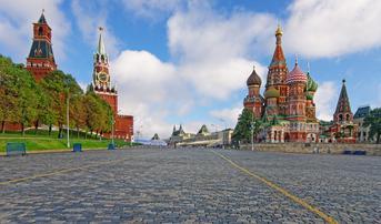 ทัวร์รัสเซีย มอสโคว์ เซนต์ปีเตอร์สเบิร์ก 7 วัน 5 คืน พระราชวังเครมลิน จัตุรัสแดง บิน SU