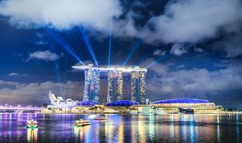 ทัวร์สิงคโปร์ 4 วัน 3 คืน สวนการ์เด้นบายเดอะเบย์ ชมมารีน่าเบย์แซนด์ บิน SL