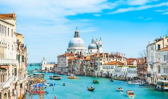 ทัวร์ยุโรปตะวันตก อิตาลี สวิส ฝรั่งเศส 8 วัน 5 คืน เกาะเวนิส ยอดเขาจุงเฟรา พระราชวังแวร์ซาย บิน EK