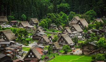 ทัวร์ญี่ปุ่น นาโกย่า ทาคายาม่า โอซาก้า 6 วัน 3 คืน หมู่บ้านชิราคาวะโกะ สวนดอกไม้บ๊กกะโนะซาโตะ บิน XJ
