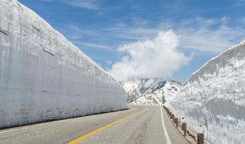 ทัวร์ญี่ปุ่น ทาคายาม่า เกียวโต โอซาก้า 5 วัน 3 คืน หมู่บ้านชิราคาวาโกะ กำแพงหิมะเจแปนแอลป์ บิน XJ