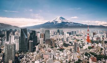 ทัวร์ญี่ปุ่น โตเกียว 6 วัน 3 คืน วัดอาซากุสะ ขึ้นภูเขาไฟฟูจิ(ชั้น5) บิน XJ