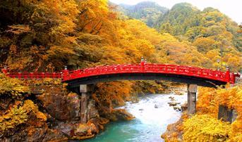 ทัวร์ญี่ปุ่น โตเกียว นิกโก้ 5 วัน 3 คืน สะพานแดงชินเคียว ศาลเจ้าโทโชกุ ล่องเรือโจรสลัดทะเลสาบอาชิ บิน SL