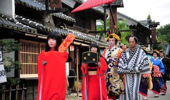 ทัวร์ญี่ปุ่น โตเกียว นิกโก้ 5 วัน 3 คืน เที่ยวหมู่บ้านเอโดะวันเดอร์แลนด์เต็มวัน ล่องเรือโจรสลัดทะเลสาบอาชิ บิน XW