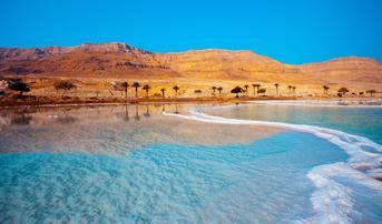ทัวร์จอร์แดน อัมมาน อควาบา 6 วัน 3 คืน ทะเลเดดซี นครสีชมพูเภตรา นั่งรถจิ๊ปชมทะเลทรายวาดิรัม บิน EY
