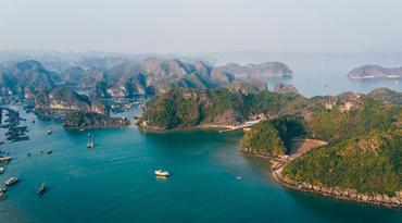 ทัวร์เวียดนามเหนือ ฮานอย ฮาลอง ซาปา นิงห์บิงห์ 4 วัน 3 คืน หมู่บ้านกั๊ตกั๊ต นั่งกระเช้าขึ้นเขาฟานซีปัน ล่องเรืออ่าวฮาลอง บิน FD