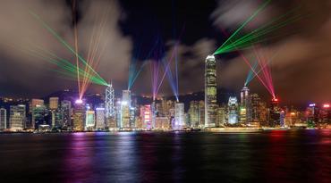 ทัวร์ฮ่องกง 3 วัน 2 คืน The Symphony of Lights จิมซาจุ่ย บิน CX
