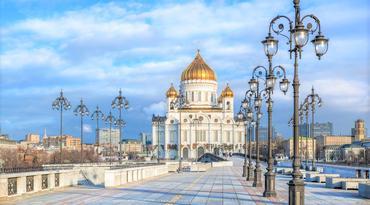 ทัวร์รัสเซีย มอสโคว์ 5 วัน 3 คืน วิหารเซ็นต์เดอะซาเวียร์ จัตุรัสแดง บิน WY