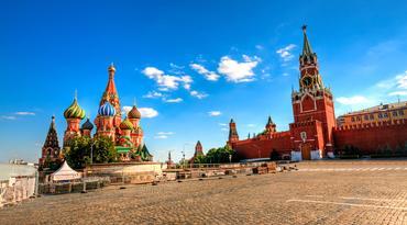 ทัวร์รัสเซีย มอสโคว์ ซาร์กอร์ส 6 วัน 3 คืน พระราชวังเครมลิน จัตุรัสแดง บิน EY