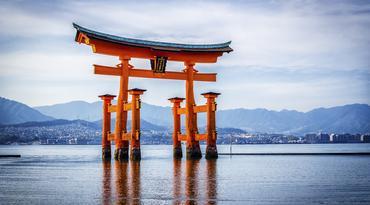 ทัวร์ญี่ปุ่น ฮิโรชิม่า โอซาก้า 6 วัน 4 คืน ศาลเจ้าอิสึคุชิมะ วัดคินคาคุจิ ชมการแสดงโชว์ซามูไรบอยส์ บิน DD