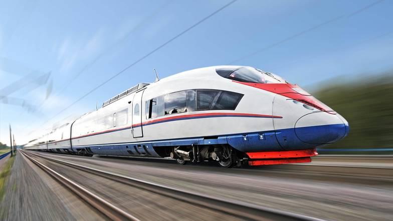 รถไฟความเร็วสูง Sapsan