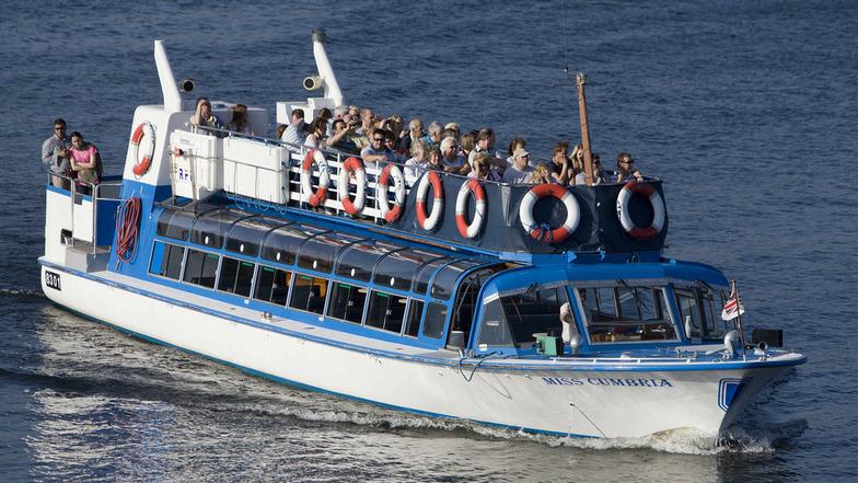 ล่องเรือทะเลสาบวินเดอร์เมียร์