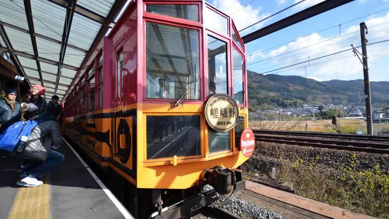 รถไฟโทรอคโกะ