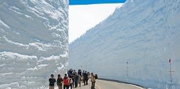 ทัวร์ญี่ปุ่น โอซาก้า ทาคายาม่า เกียวโต  6 วัน 4 คืน หมู่บ้านชิราคาวาโกะ วัดคินคะคุจิ กำแพงหิมะเจแปนแอลป์ บิน XJ