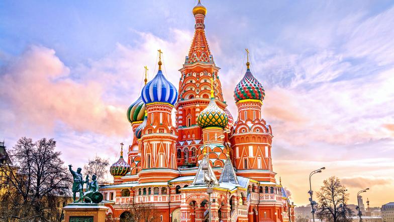 ทัวร์รัสเซีย มอสโคว์ ซาร์กอส 5 วัน 3 คืน พระราชวังเครมลิน ล่องเรือชมความสวยงามสองฝั่งแม่น้ำ Moskva  บิน การบินไทย